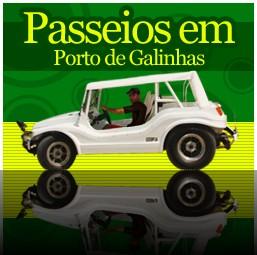 Confira todos os passeios em Porto de Galinhas